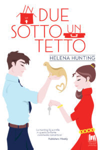 "Book Cover: ""In Due Sotto Un Tetto"" di Helena Hunting - COVER REVEAL"