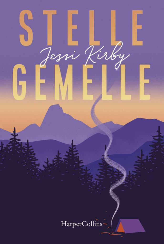 Book Cover: Stelle Gemelle di Jessie Kirby