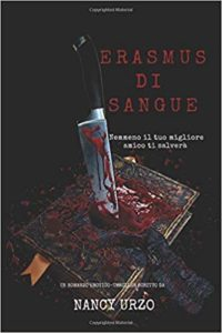 "Book Cover: ""Erasmus di Sangue"" di Nancy Urzo - SEGNALAZIONE"