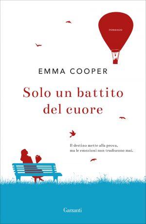 """Book Cover: """"Solo Un Battito Del Cuore"""" di Emma Cooper - RECENSIONE"""