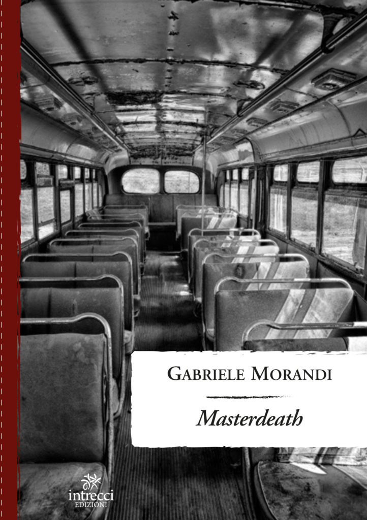 Book Cover: Masterdeath di Gabriele Morandi - RECENSIONE