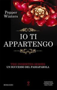 """Book Cover: Io Ti Appartengo """"Il Debito Serie"""" di Pepper Winters - RECENSIONE"""