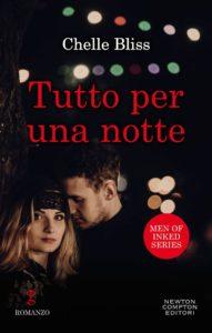 Book Cover: Tutto per una notte di Chelle Bliss - RECENSIONE