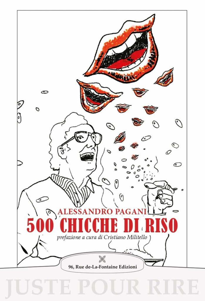Book Cover: 500 Chicche di Riso di Alessandro Pagani - RECENSIONE
