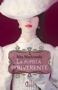 Book Cover: La pupilla irriverente di Rita Mariconda - COVER REVEAL