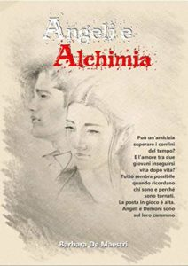Book Cover: Angeli e Alchimia di Barbara De Maestri - RECENSIONE