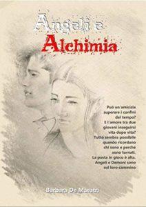 Book Cover: Angeli e Alchimia di Barbara De Maestri - RECENSIONE