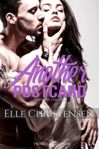 "Book Cover: Another Postcard ""Stone Butterfly Rockstars Series"" di Elle Christensen"