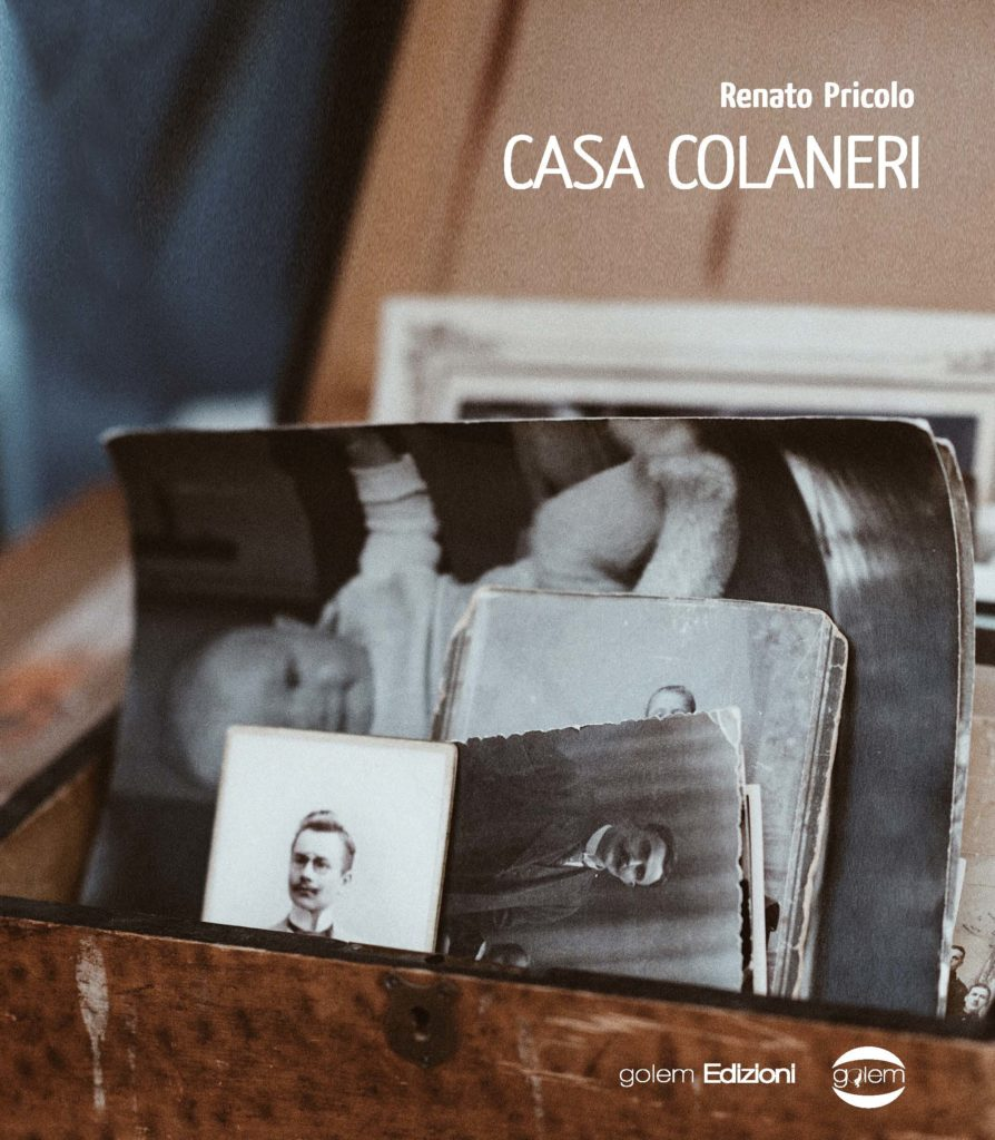Book Cover: Casa Colaneri di Renato Pricolo