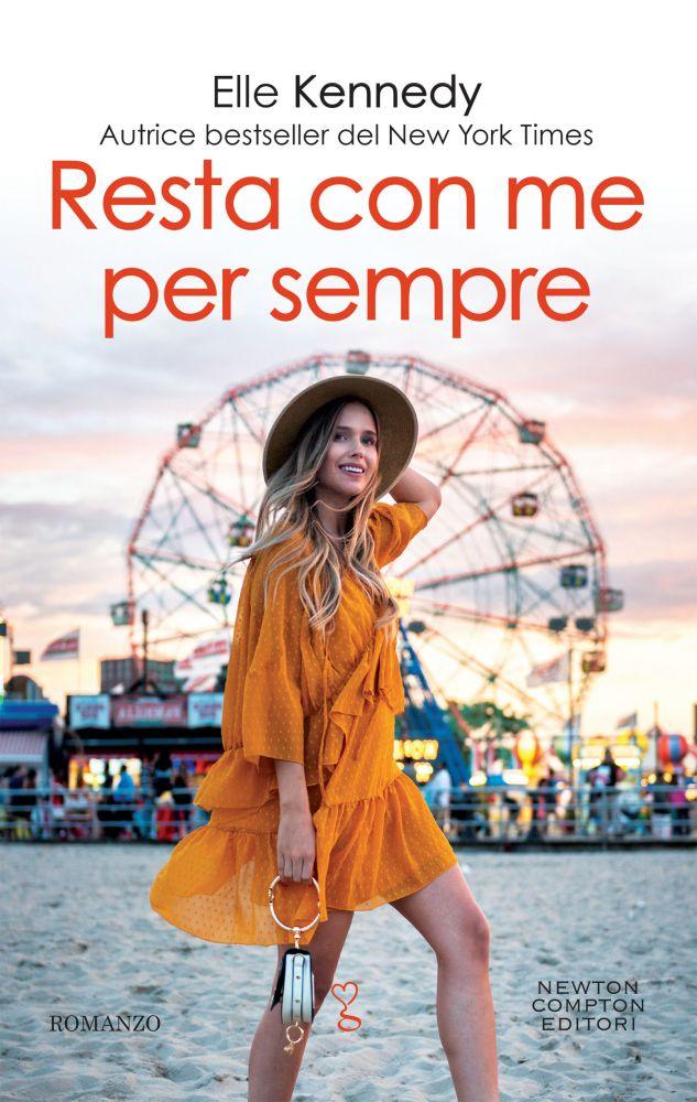 """Book Cover: Resta con Me per Sempre """"Biar U Series"""" di Elle Kennedy - RECENSIONE"""