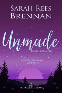 "Book Cover: Unmade ""L'Eredità dei Lynburn Series"" di Sarah Rees Brennan SEGNALAZIONE"
