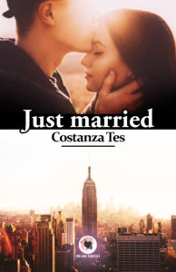 Book Cover: Just Married di Costanza Tes - SEGNALAZIONE