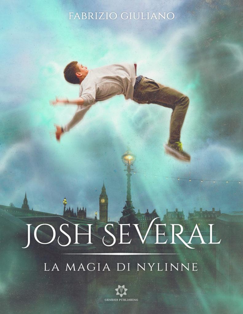 Book Cover: Josh Several. La Magia di Nylinne di Fabrizio Giuliano - RECENSIONE