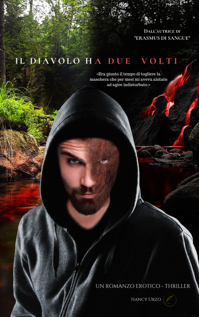Book Cover: Il Diavolo Ha Due Volti di Nancy Urzo - COVER REVEAL