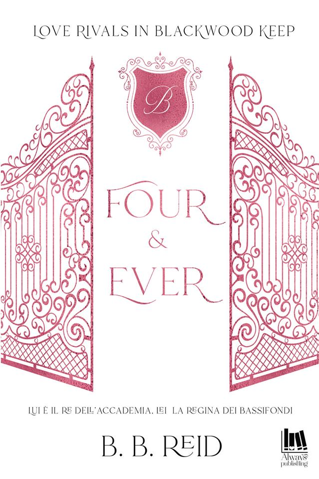 Book Cover: Four & Ever di B.B. Reid - SEGNALAZIONE