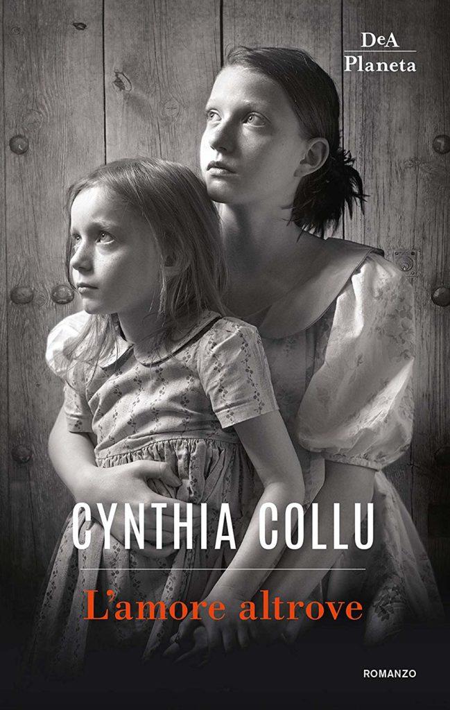Book Cover: L'amore Altrove di Cynthia Collu - SEGNALAZIONE