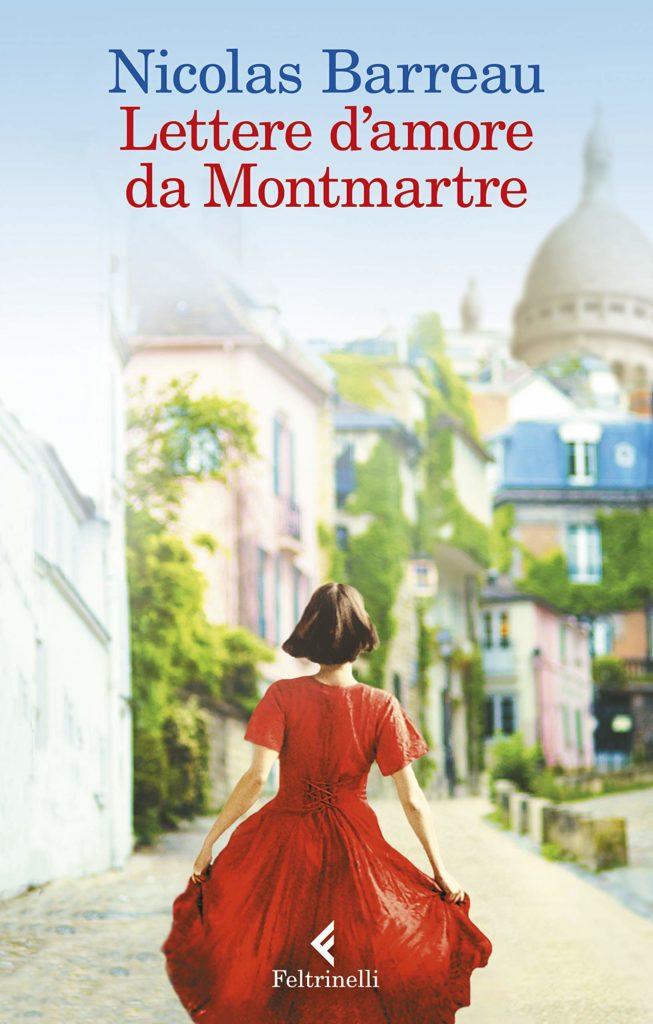 Book Cover: Lettere D'Amore da Montmartre di Nicolas Barreau - RECENSIONE