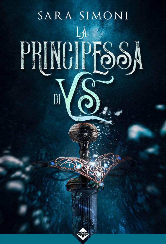 Book Cover: La Principessa di Ys di Sara Simoni - SEGNALAZIONE