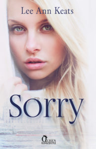 Book Cover: Sorry di Lee Ann Keats - COVER REVEAL