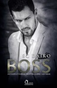 Book Cover: Boss di SC Daiko - COVER REVEAL