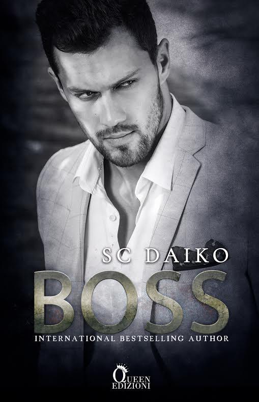 Book Cover: Boss di SC Daiko - COVER REVEAL