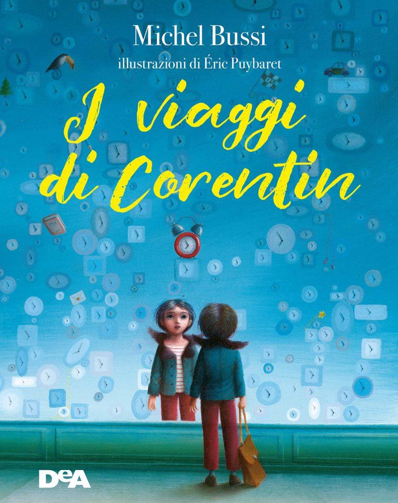 Book Cover: I Viaggi di Corentin di Michel Bussi - SEGNALAZIONE
