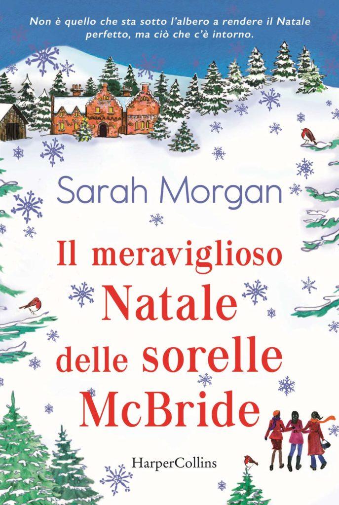 Book Cover: Il meraviglioso Natale delle sorelle McBride di Sarah McBride - SEGNALAZIONE
