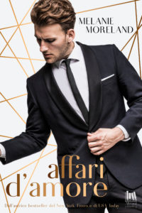 Book Cover: Affari D'Amore di Melanie Moreland - COVER REVEAL