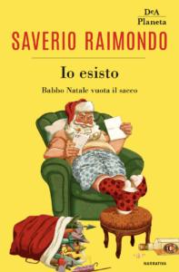 Book Cover: Io Esisto di Saverio Raimondo - SEGNALAZIONE