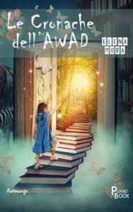 Book Cover: Le Cronache dell'Awad di Elena Mora - RECENSIONE