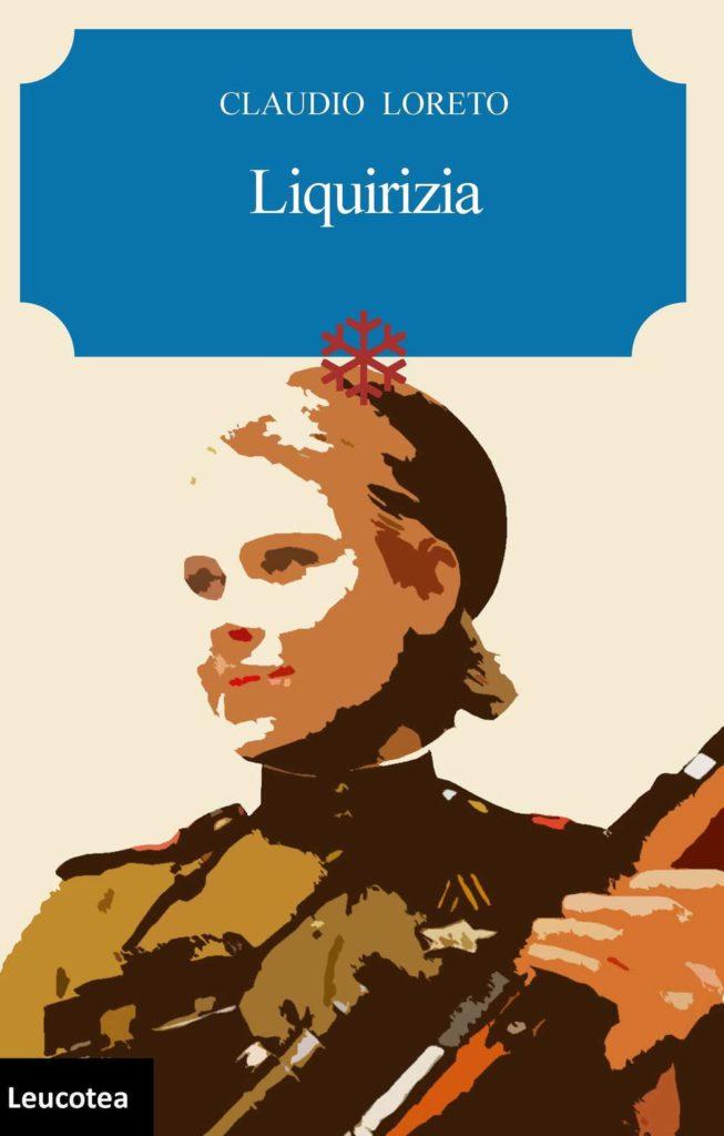Book Cover: Liquirizia di Claudio Loreto - RECENSIONE