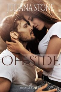 "Book Cover: Offside ""The Barker Triplets serie""di Juliana Stones - SEGNALAZIONE"
