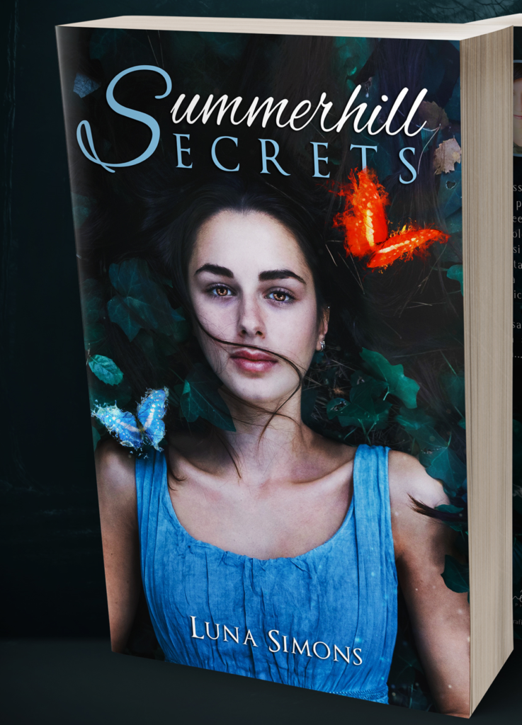 Book Cover: Summerhill Secrets di Sara Simons - COVER REVEAL