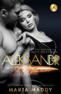 Book Cover: Aleksandr di Marta Maddy - SEGNALAZIONE