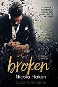 Book Cover: Broken di Nicola Haken - RECENSIONE