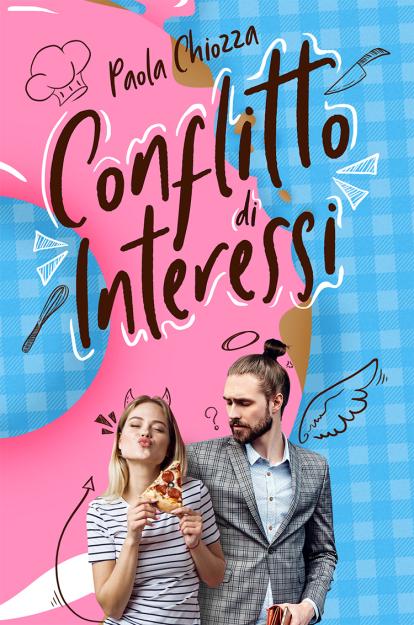 Book Cover: Conflitto di Interessi di Paola Chiozza - SEGNALAZIONE
