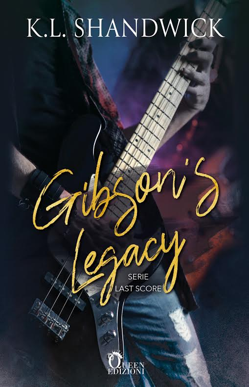 Book Cover: Gibson's Legacy di  K. L. Shandwick - COVER REVEAL