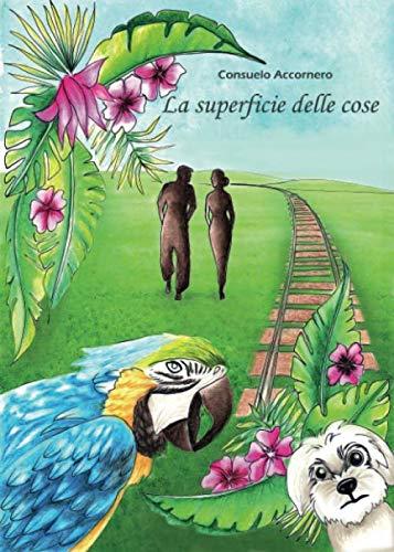 Book Cover: La superficie delle cose di Consuelo Accornero - RECENSIONE