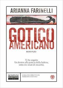 Book Cover: Gotico Americano di Arianna Farinelli - SEGNALAZIONE