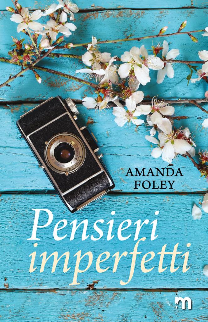 Book Cover: Pensieri Imperfetti di Amanda Foley - SEGNALAZIONE