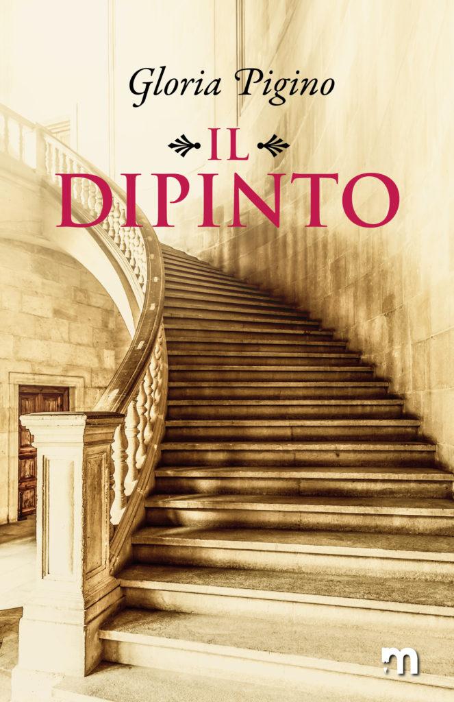 Book Cover: Il Dipinto di Gloria Pigino - SEGNALAZIONE