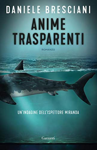 Book Cover: Anime Trasparenti di Daniele Bresciani - SEGNALAZIONE