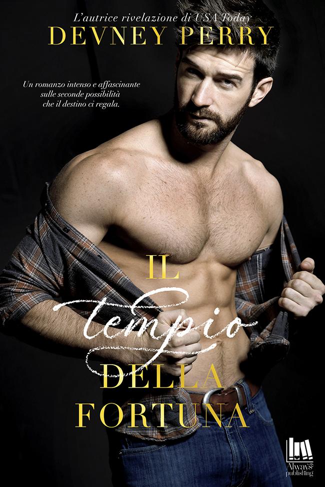 """Book Cover: Il Tempio della Fortuna """"Jamison Valley Vol. 2"""" di Devney Perry - COVER REVEAL"""