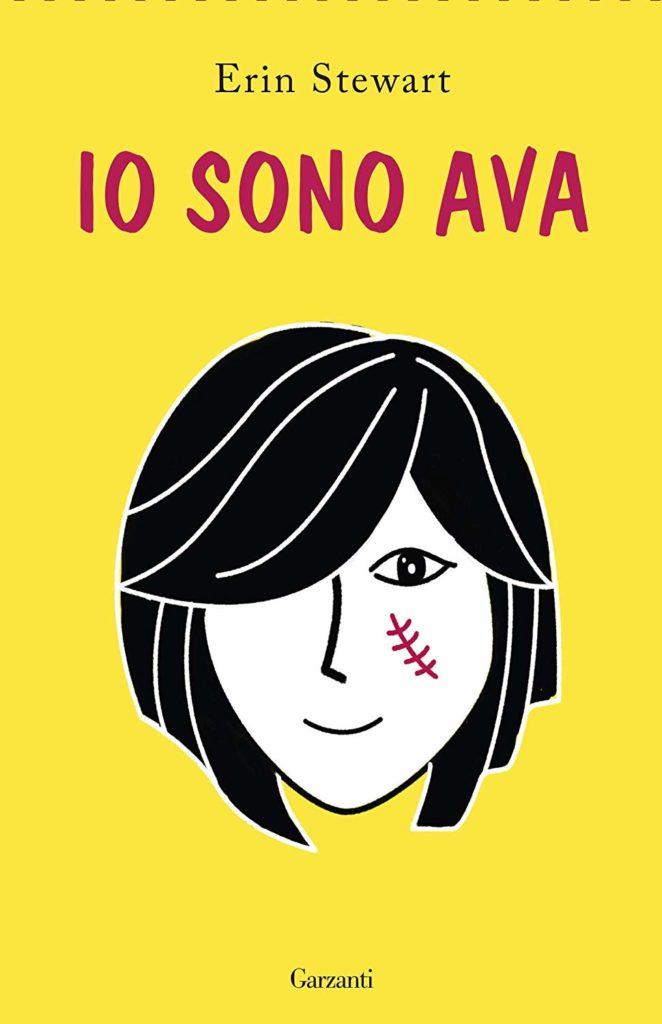 Book Cover: Io Sono Ava di Erin Stewart - SEGNALAZIONE