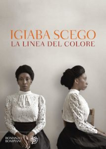 Book Cover: La Linea Del Colore di Igiba Sceba - SEGNALAZIONE