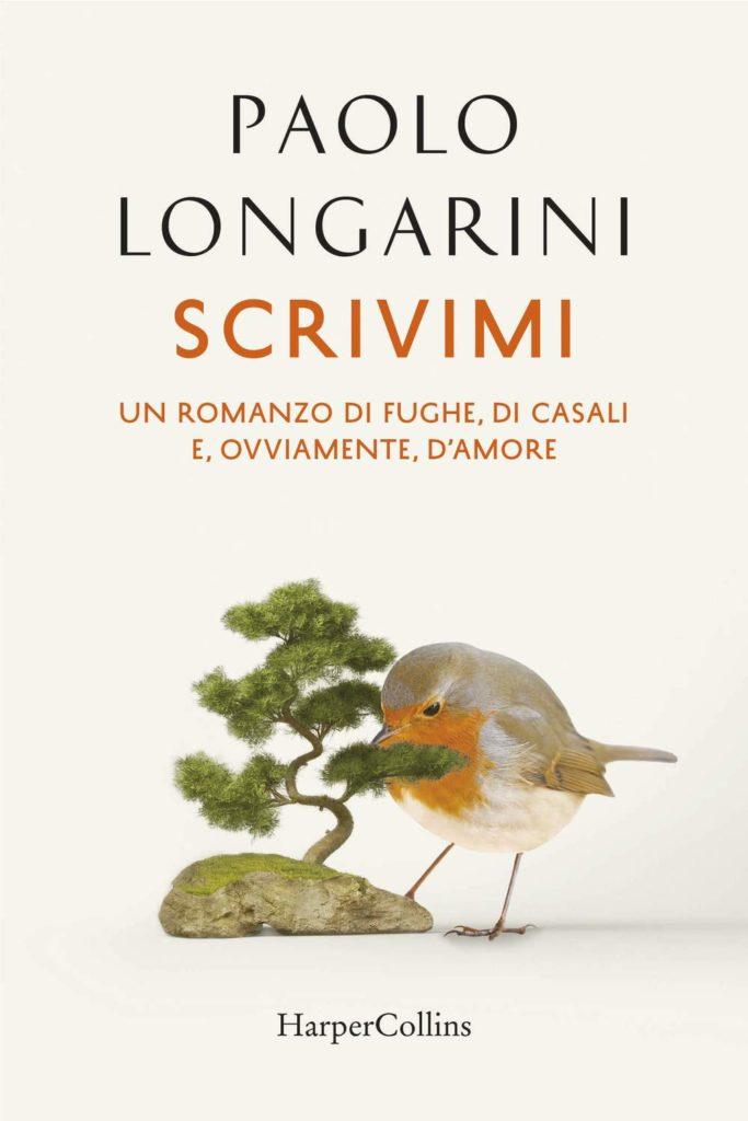 Book Cover: Scrivimi di Paolo Longarini - SEGNALAZIONE