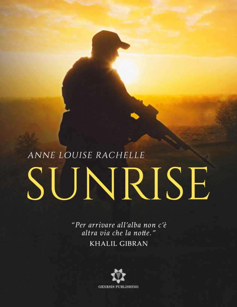 Book Cover: Sunrise di Anne Louise Rachelle - SEGNALAZIONE