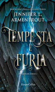 Book Cover: Tempesta e Furia di Jennifer L. Armentrout - SEGNALAZIONE