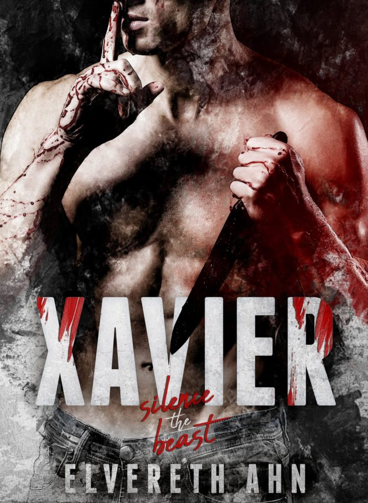 Book Cover: Xavier - Silence the Beast di Elvereth Ahn - SEGNALAZIONE