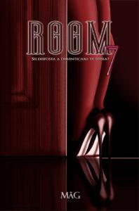Book Cover: Room 7. Sei disposta a dimenticare te stessa? di Mag - SEGNALAZIONE